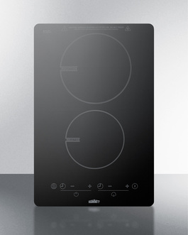 SINC2B120 Induction Cooktop Front