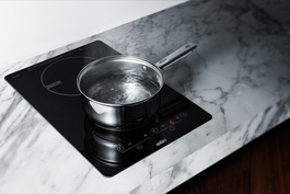 SINC2B120 Induction Cooktop Set