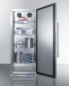 FFAR121SS Refrigerator Full