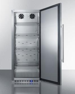 FFAR121SS Refrigerator Open