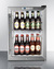SCR312LPUB Wine Cellar Front