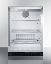 SCR2464 Refrigerator Front