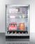 SCR2464 Refrigerator Full