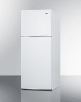 FF1071WIM Refrigerator Freezer Angle