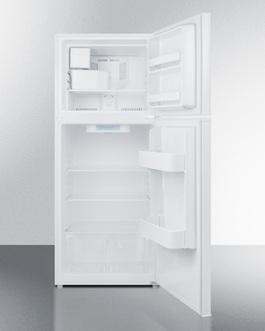 FF1071WIM Refrigerator Freezer Open