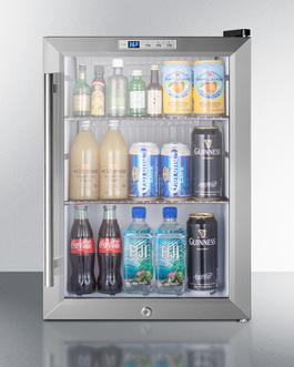 SCR312LBI Refrigerator Full