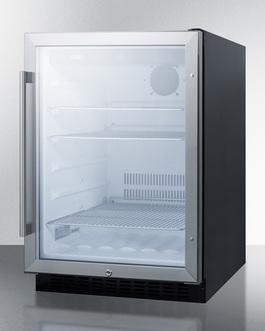 SCR2464 Refrigerator Angle