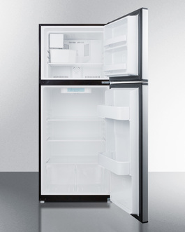 FF1073SSIM Refrigerator Freezer Open