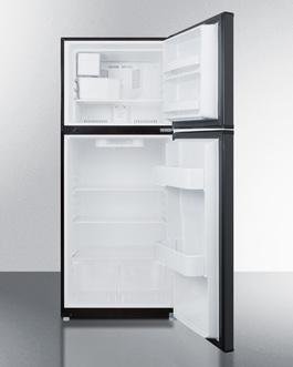 FF1072BIM Refrigerator Freezer Open