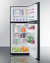 FF1072B Refrigerator Freezer Full