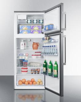 FF1512SSIM Refrigerator Freezer Full
