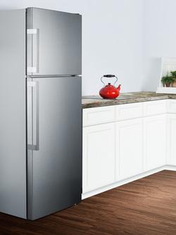 FF1512SSIM Refrigerator Freezer Set