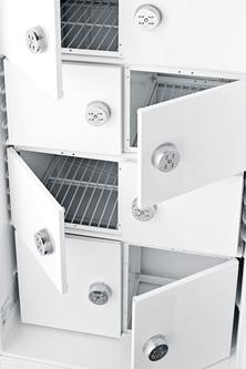 FFAR10LOCKER Refrigerator Detail