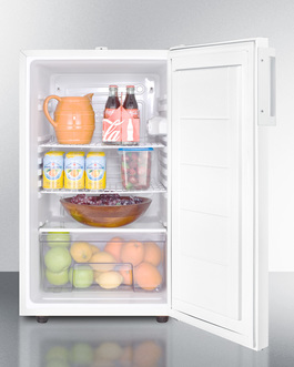 FF511L7 Refrigerator Full
