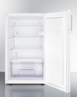 FF511L7 Refrigerator Open