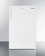 CM411LBIADA Refrigerator Freezer Front