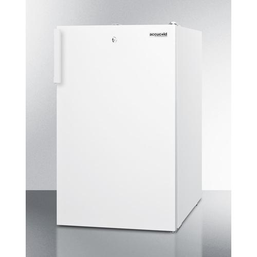 FS407L Freezer Angle