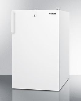 FS407L7ADA Freezer Angle
