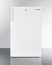 FS407LBI Freezer Front