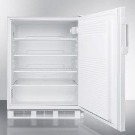 FF7ADA Refrigerator Open