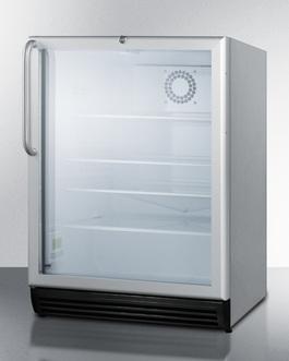 SCR600LOS Refrigerator Angle