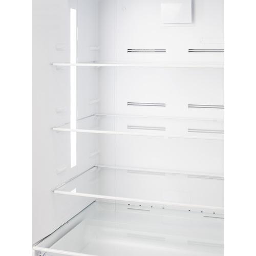 FF1511SS Refrigerator Freezer Light