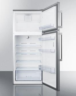 FF1511SS Refrigerator Freezer Open
