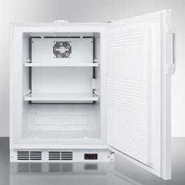 ACF48WADA Freezer Open