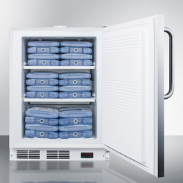 ACF48WCSS Freezer Full