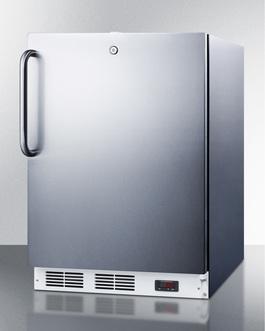 ACF48WCSS Freezer Angle