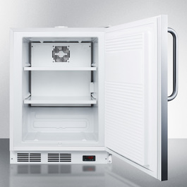 ACF48WCSS Freezer Open