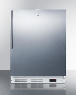 ACF48WSSHVADA Freezer Front