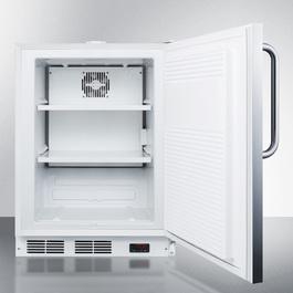 ACF48WCSSADA Freezer Open