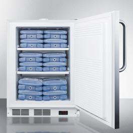 ACF48WCSSADA Freezer Full