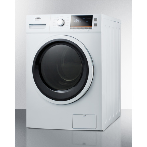 SPWD2200W Washer Dryer Angle