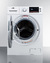 SPWD2200W Washer Dryer Open
