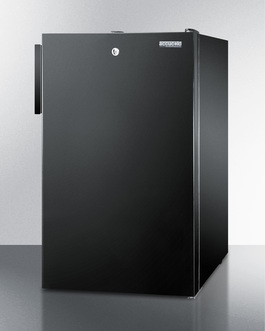 CM421BLADA Refrigerator Freezer Angle
