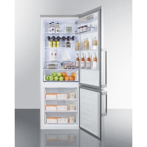 FFBF286SS Refrigerator Freezer Full