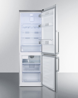 FFBF247SSIM Refrigerator Freezer Open