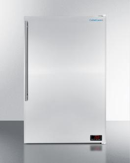FS603SSVHFROST Freezer Front