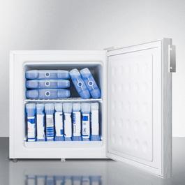 FS24L7CSS Freezer Full