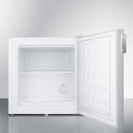 FS24L7CSS Freezer Open