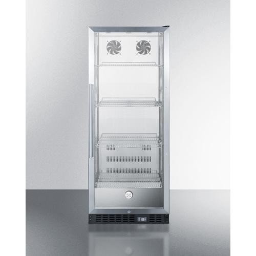 SCR1156 Refrigerator Front