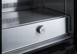 FFAR121SS Refrigerator Detail