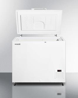 EL21LT Freezer Open
