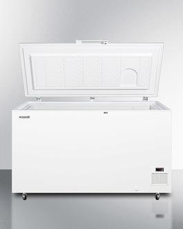 EL41LT Freezer Open