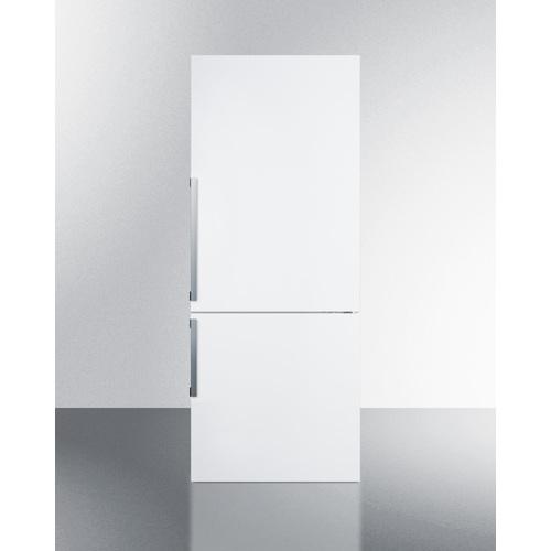 FFBF281W Refrigerator Freezer Front