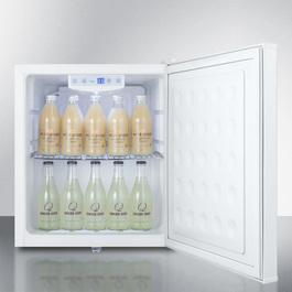 FFAR25L7 Refrigerator Full