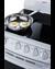 REX205W Electric Range Detail