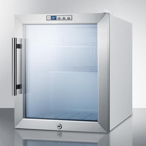 SCR215L Refrigerator